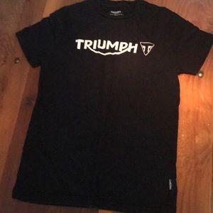 Triumph motorcycles t-shirt